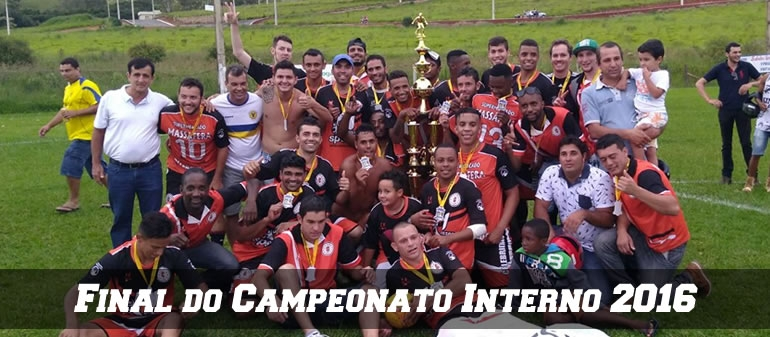 Final do Campeonato Interno - Celebridade Campeã